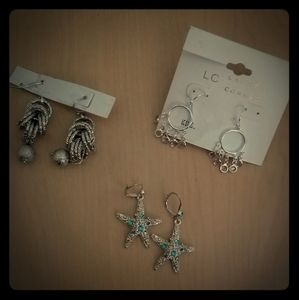 Lauren Conrad and other new earrings
